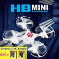 Jjrc h8 mini drone headless modo aviones 6 ejes giroscopio quadrocopter dron de una tecla de retorno de 2.4 ghz 4ch rc helicóptero vs cx10w jjrc H20