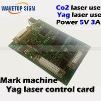 JCZ USB Control Card SZLI B V4 Support Co2 Laser Module Yag Laser Module Pwm Laser
