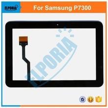 "8.9 ""de pantalla táctil digitalizador para samsung galaxy tab p7300 p7310 p7320 tablet touch panel frontal de cristal 100% nuevo"