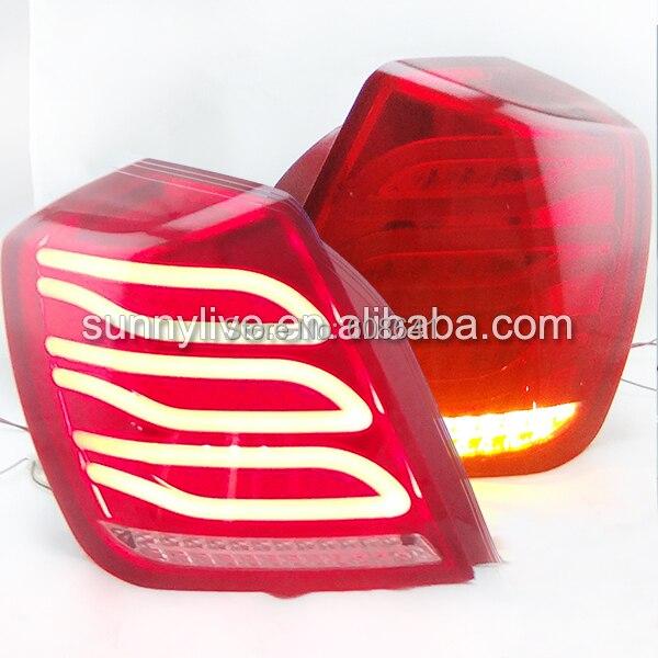 Городе форенца Лачетти optra для Нубира светодиодные задние фонари светодиодные задние фонари для 2003-2007 год