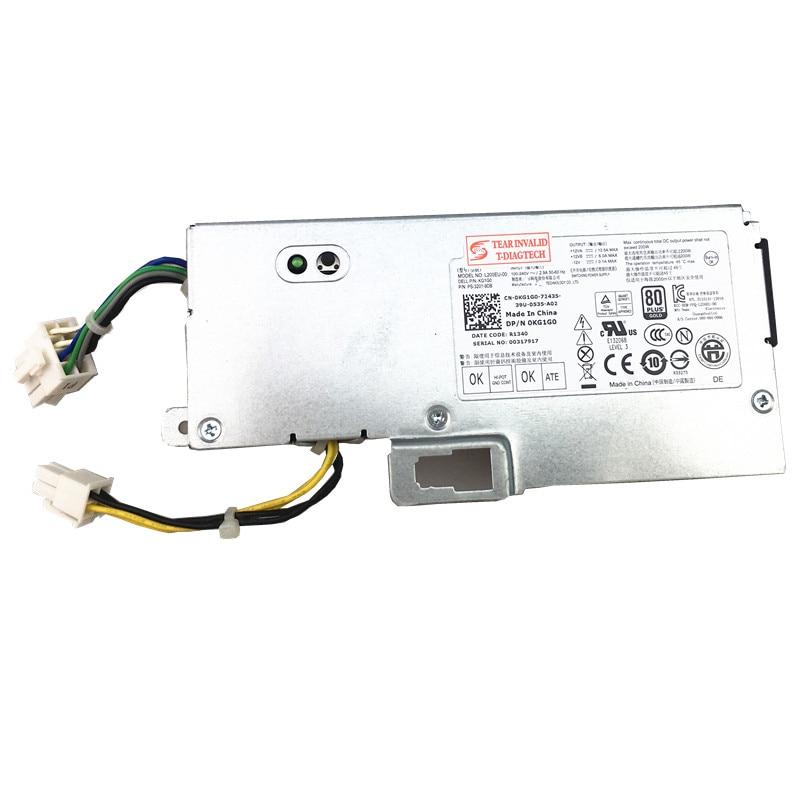200W Psu Desktop 200W Power Supply For 790 990 7010 9010 USFF PSU L200EU-00 PS-3201-9DB,KG1G0 1VCY4 6FG9T 4GVWP psu for server free ship 240w power supply for 790 990 3010 7010 sff 240w h240as 00 l240as 00 3wn11 2txym cv7d3