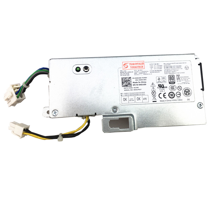 все цены на 200W Psu Desktop 200W Power Supply For 790 990 7010 9010 USFF PSU L200EU-00 PS-3201-9DB,KG1G0 1VCY4 6FG9T 4GVWP psu for server