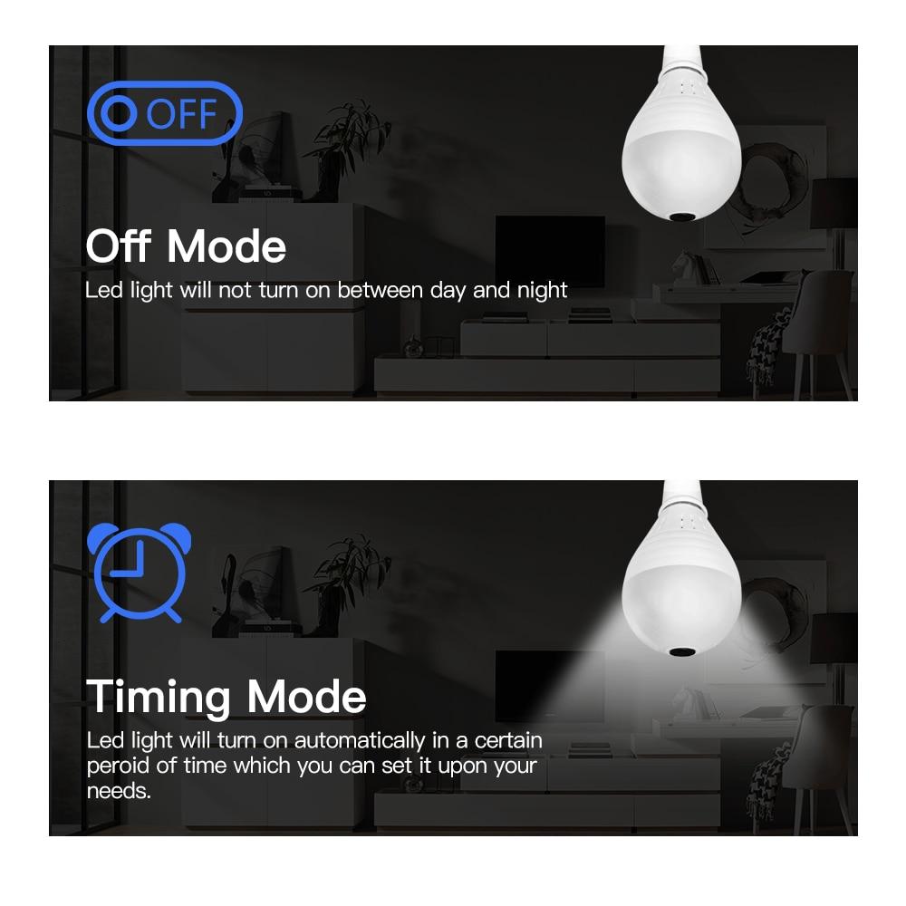 Bulb light camera (16)