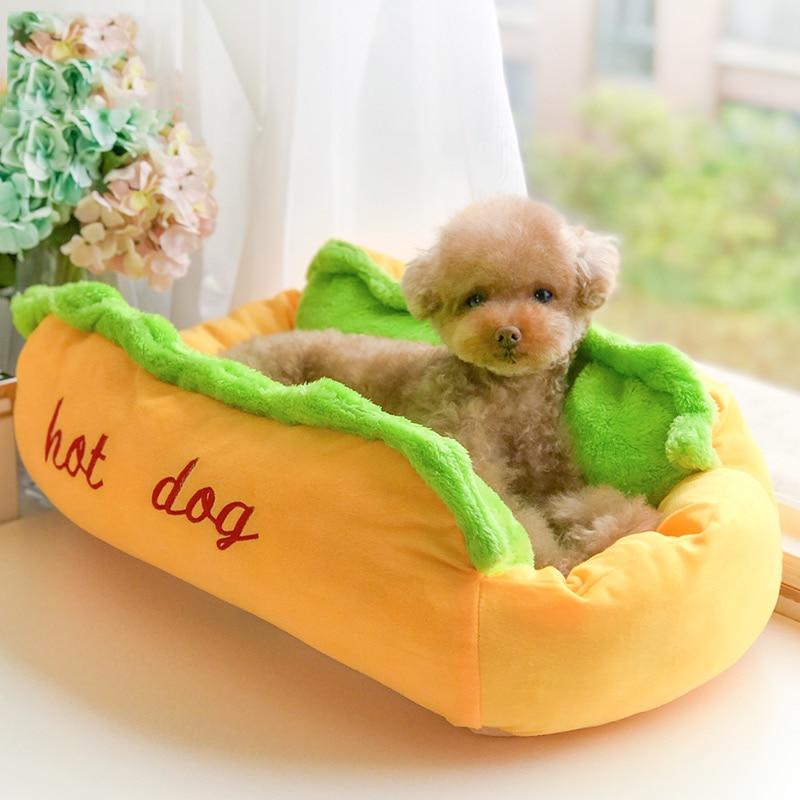 big size sofa cushion shops glasgow city centre winter hot dog bed fashion soft pet cute bedding for ...