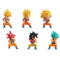 Dragon Ball Super Z WCF World Collectable Figure BATTLE OF SAIYANS Vol.10 Full Set 100% Original