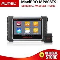 Autel MaxiPRO MP808TS OBD2 автомобильной сканера TPMS Bluetooth адаптер автомобильный инструмент диагностики программирования Mx датчик PK MS906 TS601