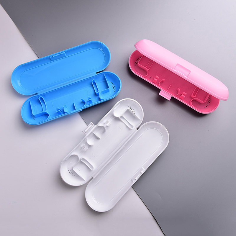 Portable Electric Toothbrush Holder Case Cover Bathroom Toothbrush Baggage Boarding  Packing Organizer Travel Accessories