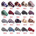 Mens Skinny Knit Tie Korean Thin Slim Solid Formal Necktie