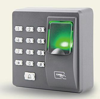 RFID Lector de Sensor Para Cerradura de La Puerta Digital Eléctrico Máquina de Control de Acceso Biométrico de Huellas Dactilares Puerta De Acceso Del Sistema