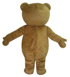 Image 3 - Yeni Ted kostüm Teddy Bear maskot kostüm ücretsiz kargo