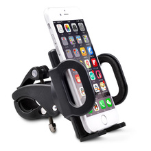 Bicycle Bike Universal Phone Mount Clip Holder Cycling Motorcycle Cradle Stand For Iphone huawei p8 lite xiaomi Cell phone GPS