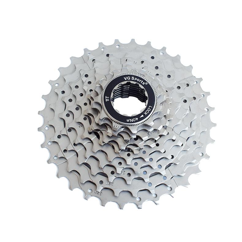 10S Road Bicycle Bike Cassette Flywheel 11-32T Sprocket Cog Cdg UtraLight 324g