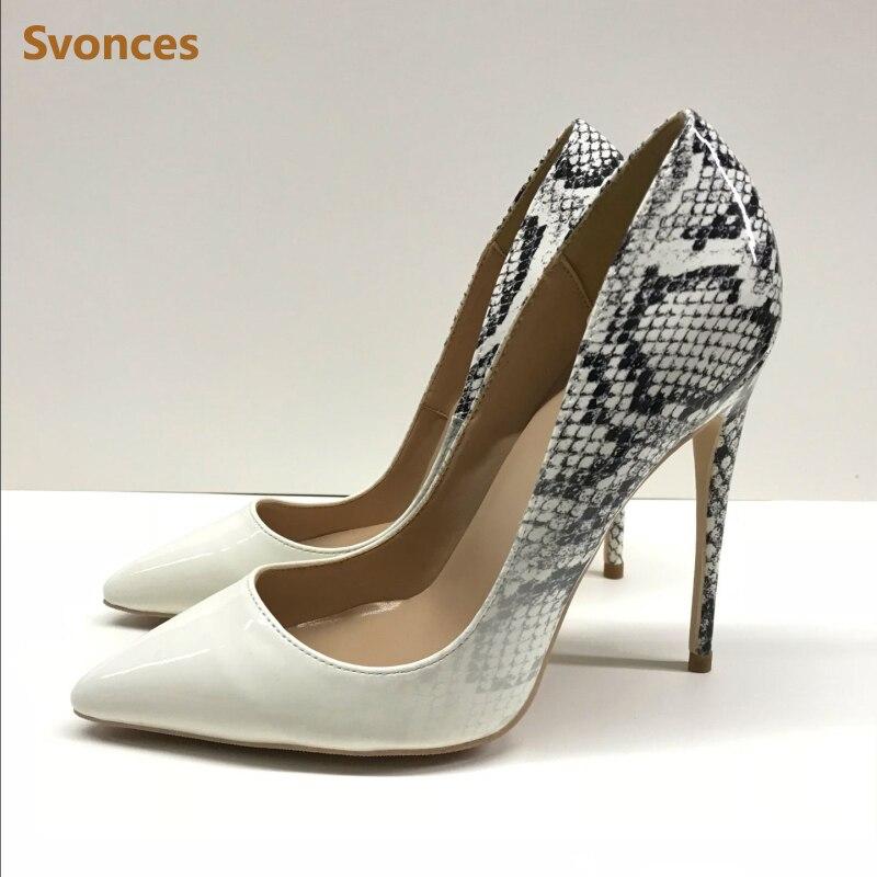 12 Tacones 8 Fiesta Cm Alta Mujer Blanco Marca 10 Baja 10cm Nueva Cm  Stiletto 12cm Zapatos Sandalias 8cm Serpentina Heel ... 15e79dad17ed