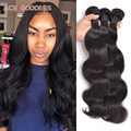 Brazilian Body Wave 3 Bundles Mink Brazilian Virgin Hair Body Wave Brazilian Hair Bundles Cheap Human Hair Extensions No Tangle