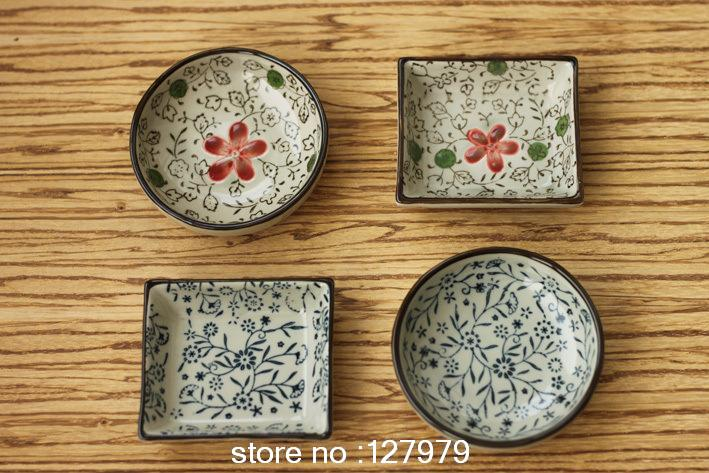 On Sale China Jingdezhen Ceramic Dish Of Soy Sauce
