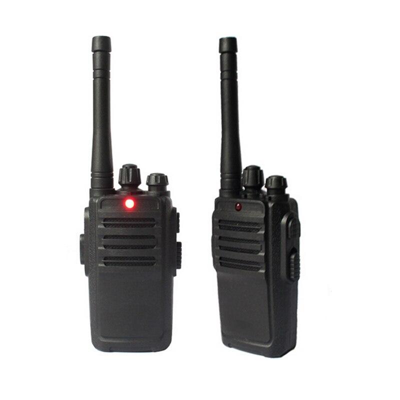 2 Pcs Portable Mini Walkie Talkie Kids Radio Frequency Transceiver Ham Radio Children Toys Gifts FJ88