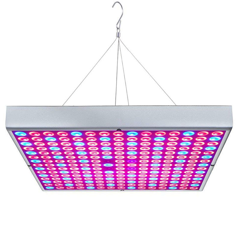 45 W LED rosną światła pełne spektrum Panel lampa wzrostu roślin dla hydroponika kwiat oświetlenie sadzonki Vegs rosną namiot cieplarnianych w Koce i maty grzewcze od Dom i ogród na  Grupa 1