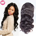 Peruvian Hair Glueless Full Lace Wigs Body Wave Lace Front Wig Grade 7A Peruvian Virgin Full Lace Human Hair Wig For Black Women