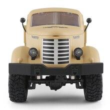Điều khiển bằng vô tuyến RC Xe Hơi Q60 1/16 RC Xe Ô Tô 6WD Ngoài Đường Xe Tải Quân Sự Điều Khiển từ xa Đồ Chơi cho Trẻ Em Mới năm Quà Tặng
