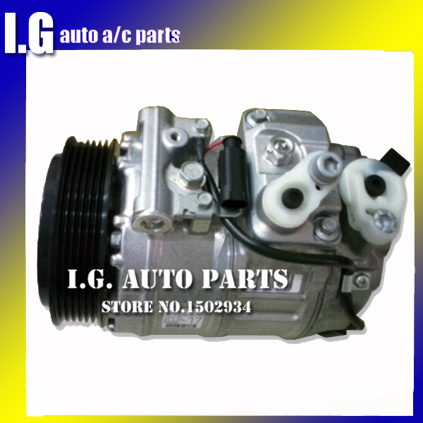 Ac compressor for Car mercedes benz sprinter 906 vitos 639 2 2 W203 OEM  002305211 A0002306511 A0002309111-in Air-conditioning Installation from