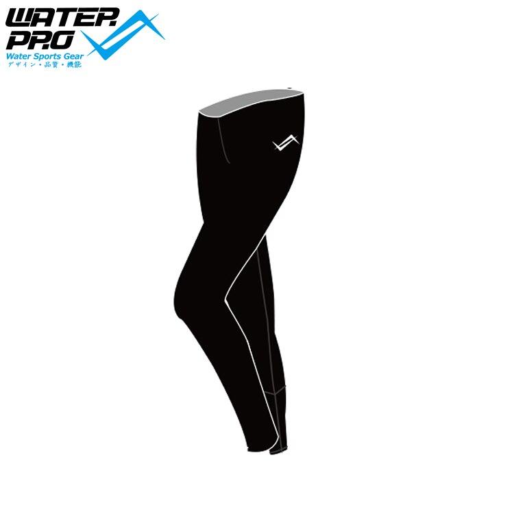 Water Pro Rash Guard Pants Long UPF50 Man Woman Water Sports Long Pants