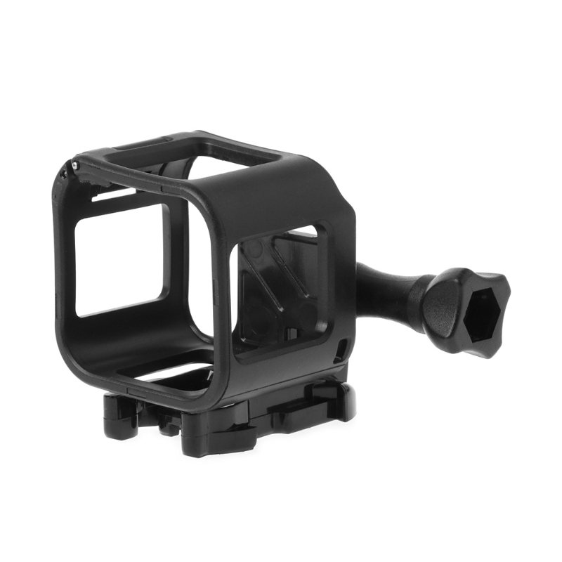High Quality Adjustable Low Profile Frame Housing Mount Holder For GoPro Hero 4/5 Session New