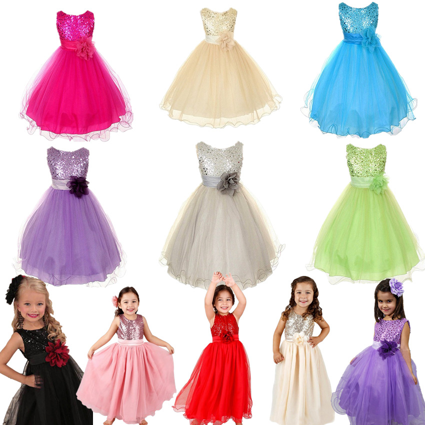 Girl dress nova kids brand toddler lace girls dress party princess summer dress for wedding kids clothes children dresses girls dress summer 2017 ball gwon girl children clothing brand clothes solid kids for princess party wedding toddler dresses