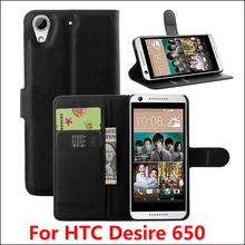 For HTC Desire 650 628 626 Case Luxury Flip Leather Stand Case Hight Quality PU Leather