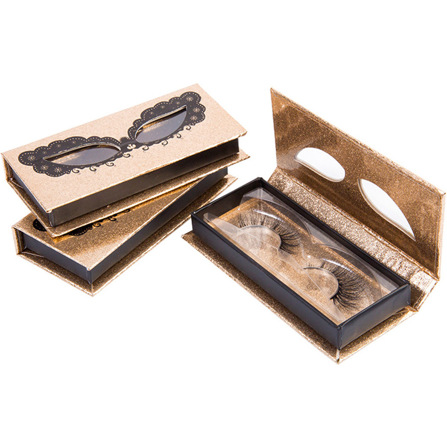New Empty Eyelash Storage Box 1PC Makeup False Eyelash Storage Case Empty Eyelash Box Container Makeup Tool 0416#30