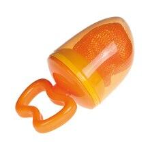 Ситечко Canpol для кормления, 6+, цвет: оранжевый