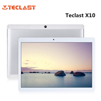 Teclast X10 10.1 inch 3G Phablet Tablet Android 6.0 1280*800 MTK6580 Quad core 1.3GHz CPU 1GB 16GB Bluetooth with OTG Function
