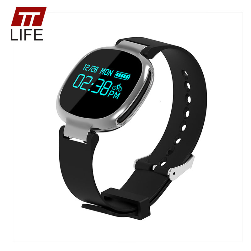 TTLIFE Men Women Smart Watch IP67 Wrist Sport Heart Rate Monitor Bracelet Remote Capture Call Reminder Wristband IOS Android E08 wireless service call bell system popular in restaurant ce passed 433 92mhz full equipment watch pager 1 watch 7 call button