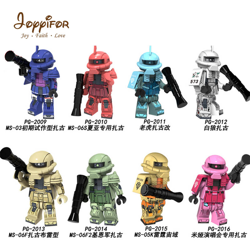 Joyyifor Lotto Compatibile LegoINGlys NinjagoINGly Best Regalo Per Childrenthe MOBILE SUIT GUNDAM primo uomo ms-03sJoyyifor Lotto Compatibile LegoINGlys NinjagoINGly Best Regalo Per Childrenthe MOBILE SUIT GUNDAM primo uomo ms-03s