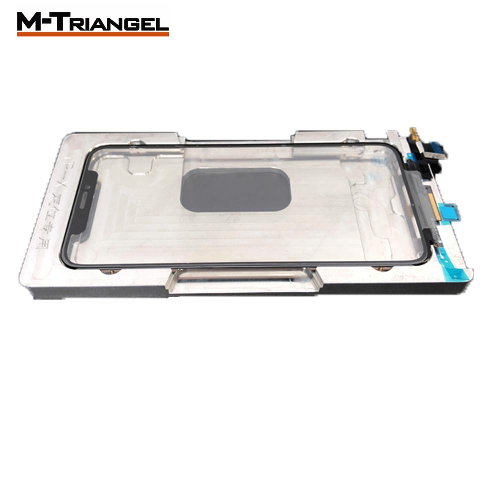 NEW Position Mold For Iphone 6/6S/7/8P/XR/XSmax Unbent Flex Cable Alignment Mold Location Mould For Lcd Touch Screen Glass
