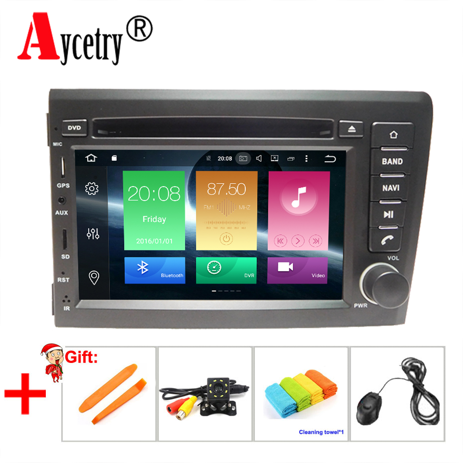 2 Din Android Car dvd Player Head Unit GPS audio multimedia