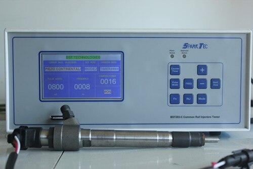 Цена за BST203-C Piezo и электромагнитные common rail тестер (новые исследования, sd карты, ЖК-дисплей экран)