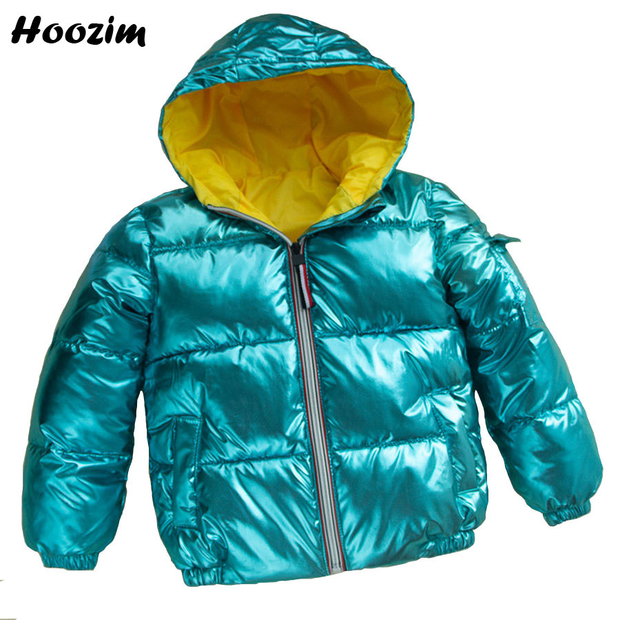 Winter Jackets For Boys 9 10 11 Years Casual Children Coat Fashion Cotton Parka Outerwear Kids 2018 Autumn Pink Jacket for Girls 2017 new autumn winter women coat fashion female army green jacket women parkas casual jackets parka wadded jacket cotton lz190