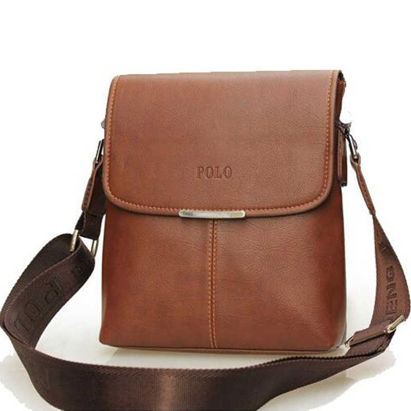 f559b293d9 Detail Feedback Questions about Men s Crossbody Bags Quality Male Messenger  Bag on over His Shoulder PU Leather Men Handbag Travel Fashion Business  Work Bag ...