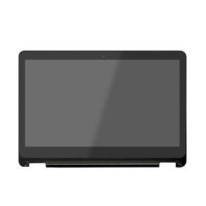 100% Novo para Asus TP301 TP301UA TP301UJ TP301UA-1A LCD Touch Screen com Substituição Digitador Assembléia com Moldura