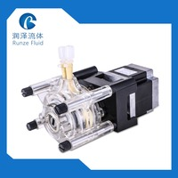 OEM Small Chemical Transfer Peristaltic Dosing pump Price