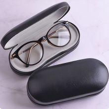 Креативный двойной Чехол для очков ручной работы, двухслойная коробка, многофункциональные контактные линзы, коробки для мужчин и женщин, унисекс