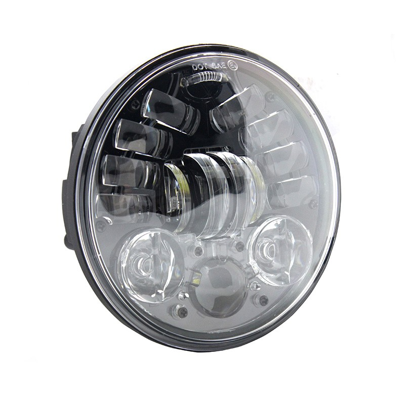 Analytical Smoke Led Tail Light For Sportster Dyna Electra Glide Road King Low Rider/sportster Softail Night Train Fat Boy Home
