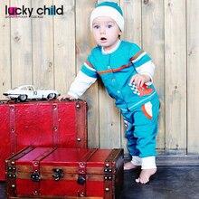 Кофточка Lucky Child с начёсом, арт. 21-8f (Формула 1) [сделано в России, доставка от 2-х дней]
