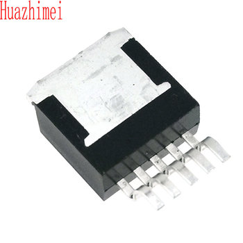 100PCS/LOT LM2576S-ADJ  LM2576 TO263