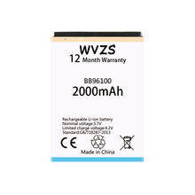 wvzs 2000mAh Battery BB96100 For HTC Wildfire A3333 A3366 A3360 A3380 T-