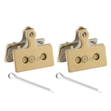 Full-Metal Mtb Bike Disc Brake Pads For SHIMANO XTR / DEORE XT  2 Pairs
