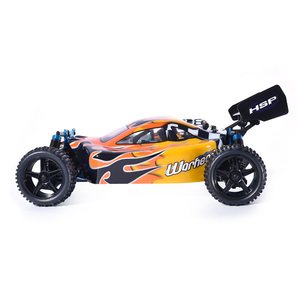 Image 3 - HSP RC Car 1:10 Scale 4wd RC Toys Two Speed Off Road Buggy Nitro Gas Power 94106 Warhead High Speed Hobby Remote Control Car