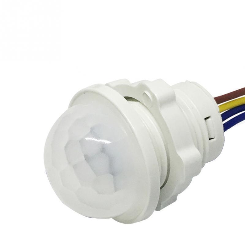 Image 4 - Home Lighting Energy Saving Time Delay Switch Motion Sensor Sensitive Led Detector PIR-in LED Night Lights from Lights & Lighting