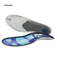 EVA Adult Flat Foot Arch Support Orthotics Orthopedic Insoles Foot Care For Men Women Insoles Orthopedic