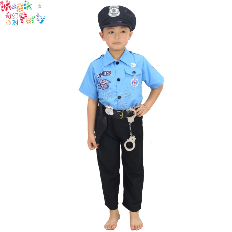 Policier kostümkit Police Costume-Set